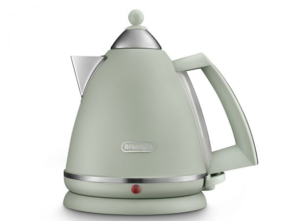 DeLonghi Flora Green Kettle