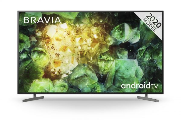 """Sony 55"""" 4K Android LED TV"""