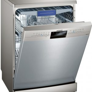 Siemens Inox Freestanding Dishwasher