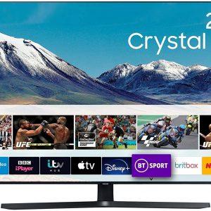 """Samsung 55"""" Smart 4K HDR LED TV"""