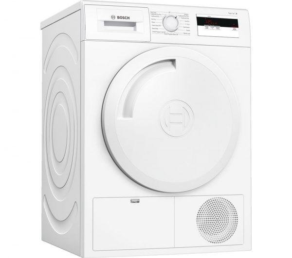 Bosch 8KG A+ Condenser Dryer