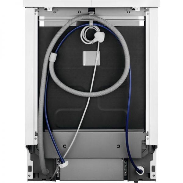 Zanussi Freestanding Dishwasher - Stainless Steel