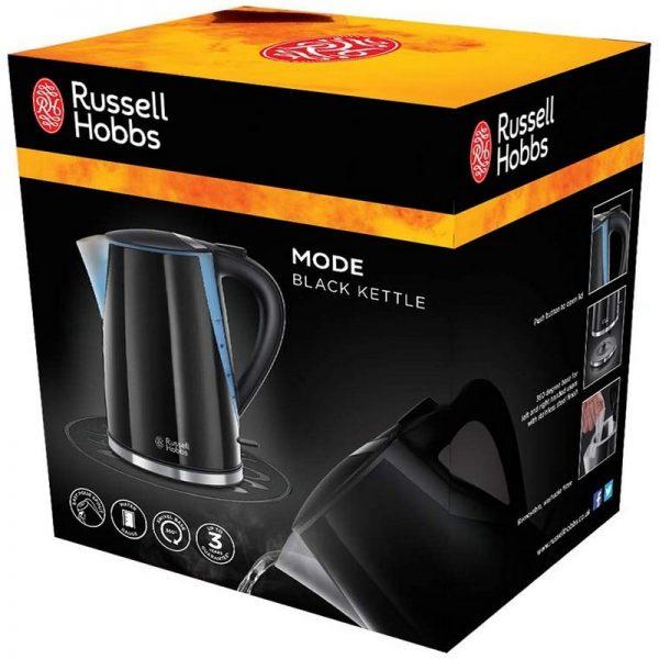 Russell Hobbs Mode Kettle Black