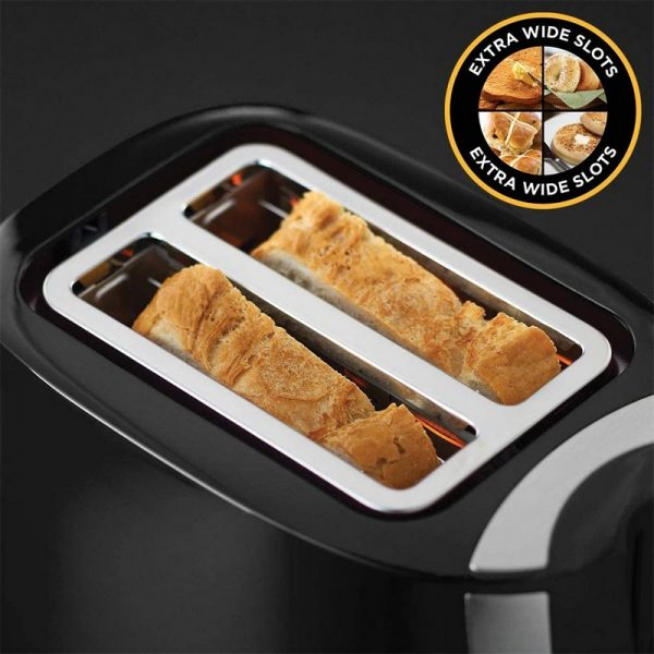 Russell Hobbs Mode Toaster Black