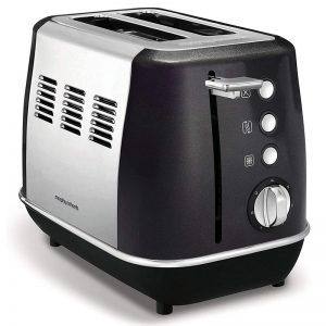 Morphy Richards Evoke 2 Slice Toaster Black