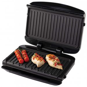 George Foreman Medium Removable Plates Grill