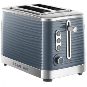 Russell Hobbs Inspire 2 Slice Toaster Grey