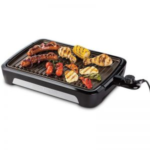 George Foreman Smokeless Electric Grill