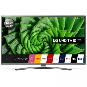 LG 4K UHD 65″ AI Smart Television