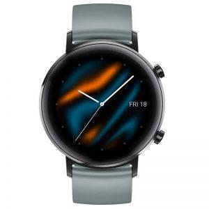 Huawei GT 2 Smart Fitness Watch – 42mm Cyan