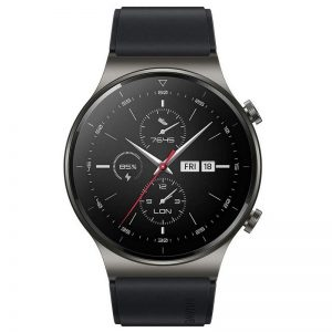 Huawei GT 2 Pro Smart Fitness Watch – Black