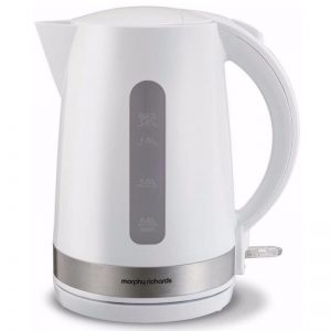 Morphy Richards Jug Kettle White