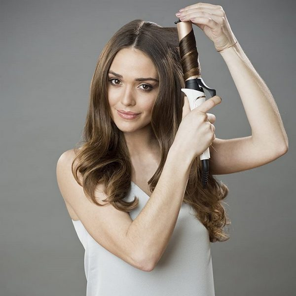 Remington Proluxe Large Barrel Curling Hair Tong