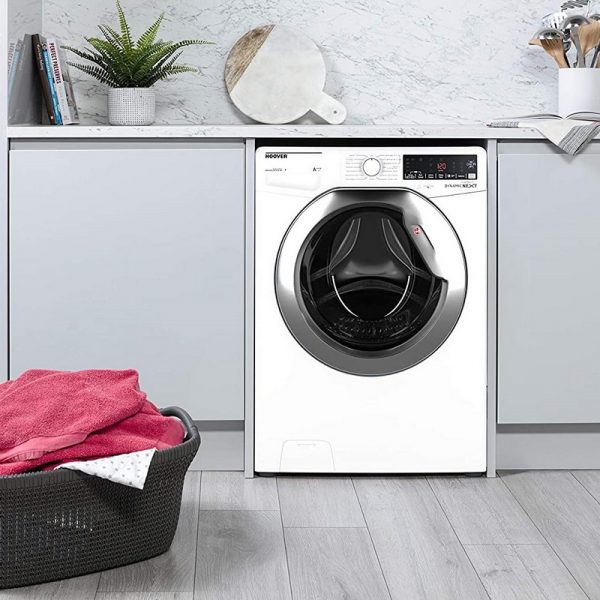 Hoover Dynamic Next 11KG 1400 Spin Washing Machine with WiFi ¦ DWOA411AHC8