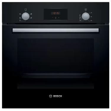 Bosch Serie 2 Built In Single Oven – Black ¦ HHF113BA0B