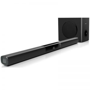 Philips 2.1 Channel Soundbar With Bluetooth
