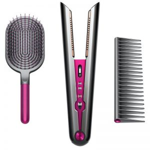 Dyson Corrale Hair Straightener & Styling Gift Set