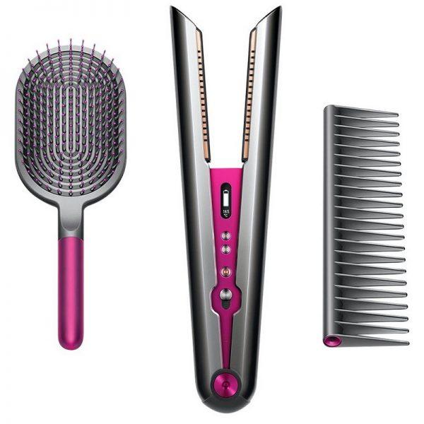 Dyson Corrale Hair Straightener & Styling Gift Set