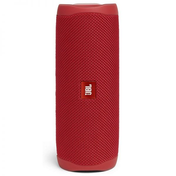 JBL FLIP 5 Portable Bluetooth Waterproof Speaker – Red