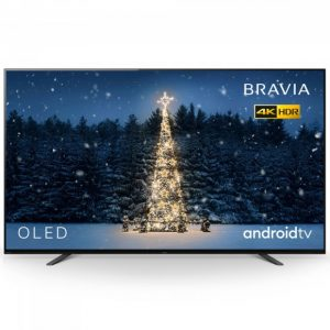 Sony 55″ 4K Ultra HD HDR Smart OLED Television
