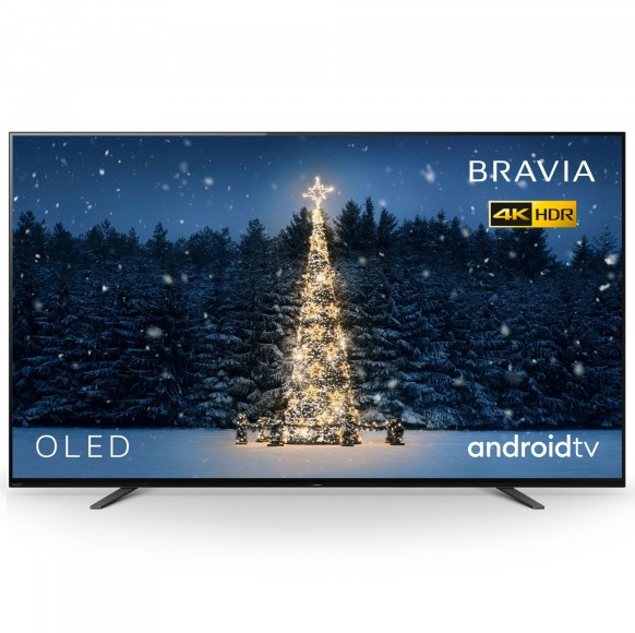 Sony 65″ 4K Ultra HD HDR Smart OLED Television