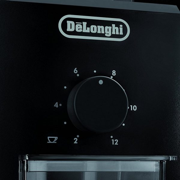 DeLonghi 12-Cup Burr Coffee Grinder