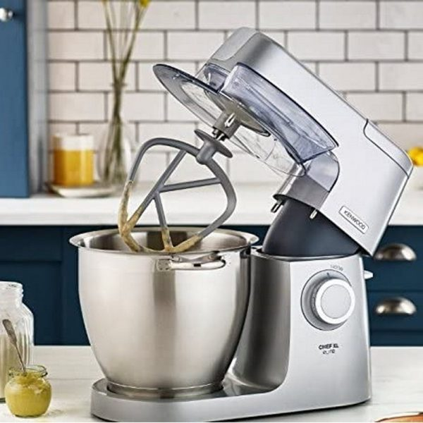 Kenwood Chef Elite XL Stand Mixer – Silver