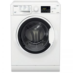 Hotpoint 8KG/6KG 1400 Spin Washer Dryer RDG8643WWUKN