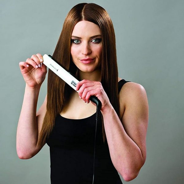 Remington Shine Therapy Advanced Ceramic Hair Straightener
