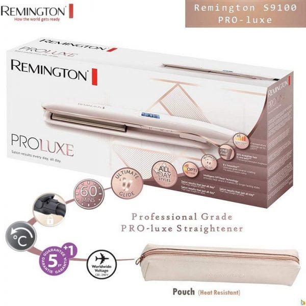 Remington PROluxe Hair Straightener
