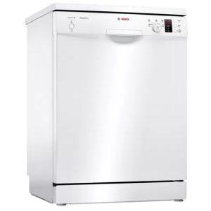 Bosch Serie 2 60CM Free Standing Dishwasher – White SMS25EW00G