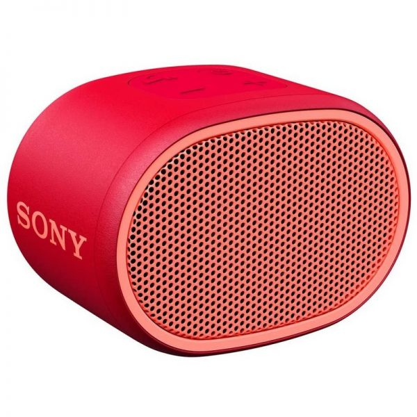 Sony XB01 EXTRA BASS Portable Bluetooth Speaker – Red