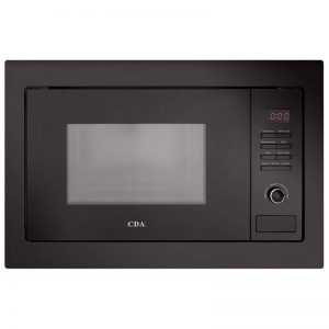 CDA 25L 900W Built in Microwave – Black
