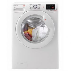 Hoover 8KG/5KG 1400 Spin Washer Dryer WDXOC485A-80