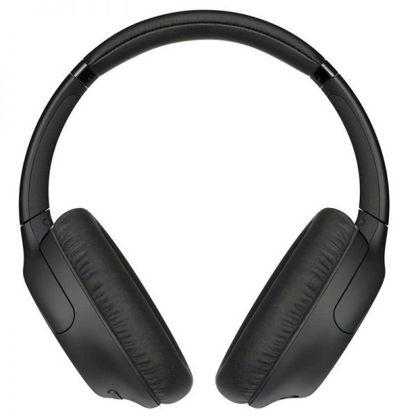 Sony Bluetooth Headphones with Noise Cancelling – Black