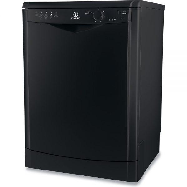 Indesit Freestanding Dishwasher – Black DFG15B1KUK