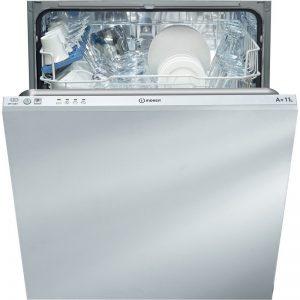 Indesit Ecotime Integrated Dishwasher DIF04B1UK
