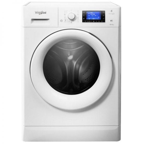 Whirlpool 10KG/7KG 1600 Spin Washer Dryer FWDD1071681WUK