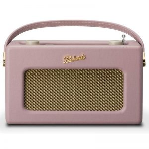 Roberts Revival iStream 3 DAB+ / FM / Internet Radio with Bluetooth – Dusty Pink