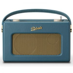 Roberts Revival iStream 3 DAB+ / FM / Internet Radio with Bluetooth – Teal Blue