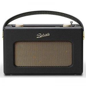 Roberts Revival iStream 3 DAB+ / FM / Internet Radio with Bluetooth – Black