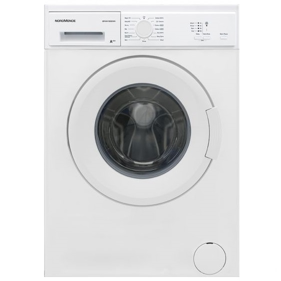 Nordmende 5KG 1000 Spin Washing Machine ¦ BFWM1000WH