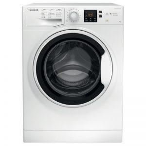 Hotpoint 9Kg 1600 Spin Washing Machine ¦ NSWA963CWWUK