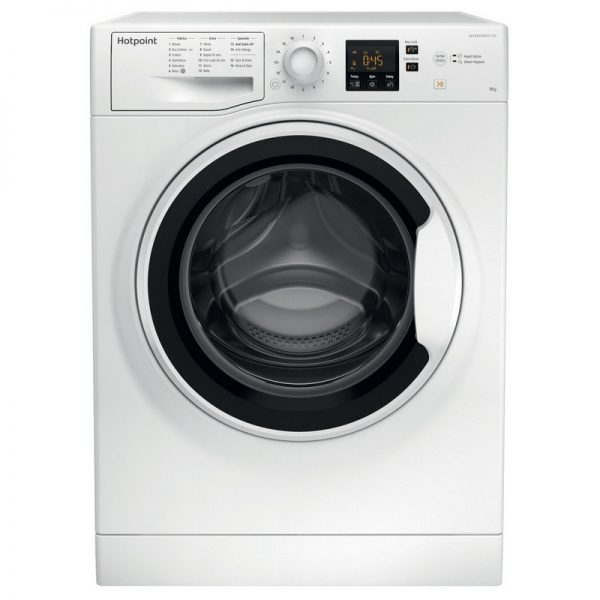 Hotpoint 9Kg 1600 Spin Washing Machine