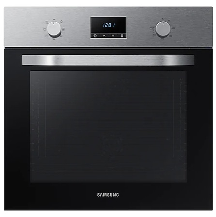 Samsung Built In Single Oven with Dual Fan – Stainless Steel ¦ NV70K1340BS