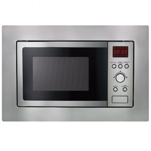 Powerpoint 20L 800W Built in Microwave – Stainless Steel
