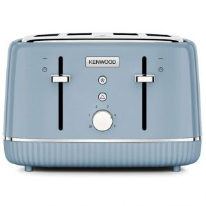 Kenwood Elegancy 4 Slice Toaster Blue
