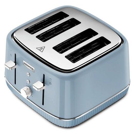Kenwood Elegancy 4 Slice Toaster Blue