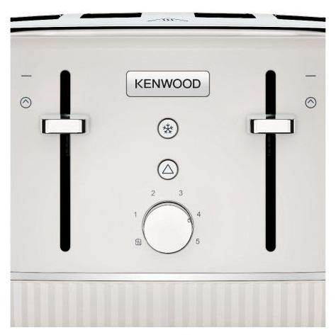 Kenwood Elegancy 4 Slice Toaster Cream