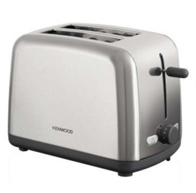 Kenwood 2 Slice Toaster Stainless Steel